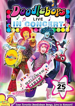 DOODLEBOPS:LIVE IN CONCERT BY DOODLEBOPS (DVD)