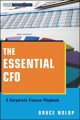 The Essential CFO By Nolop, Bruce